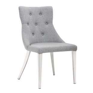 Merlino Chambers Upholstered Dining Chair (Set of 2)