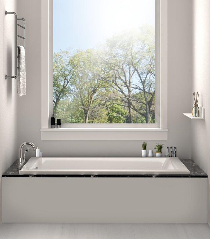 Fine Fixtures Drop In Bathtub 32 Quot X 48 Quot Soaking Bathtub