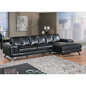 Manhattan Reversible Sectional by Cortesi Home