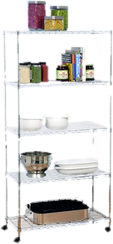 Storage Racks & Shelving Units