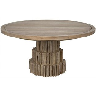 Cliff Solid Wood Dining Table