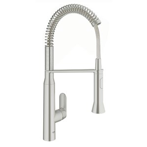 Grohe K7 Single Handle Deck Mount Semi-Pro Kitch..