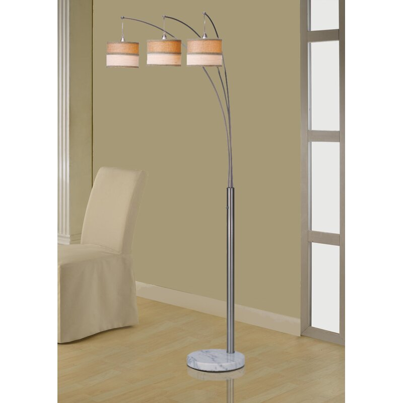 """Artiva USA Luca 86"""" Tree Floor Lamp & Reviews"""