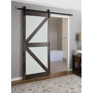 Interior Glass Panel Door