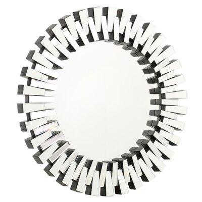 Modern Round Wall Mirrors Allmodern