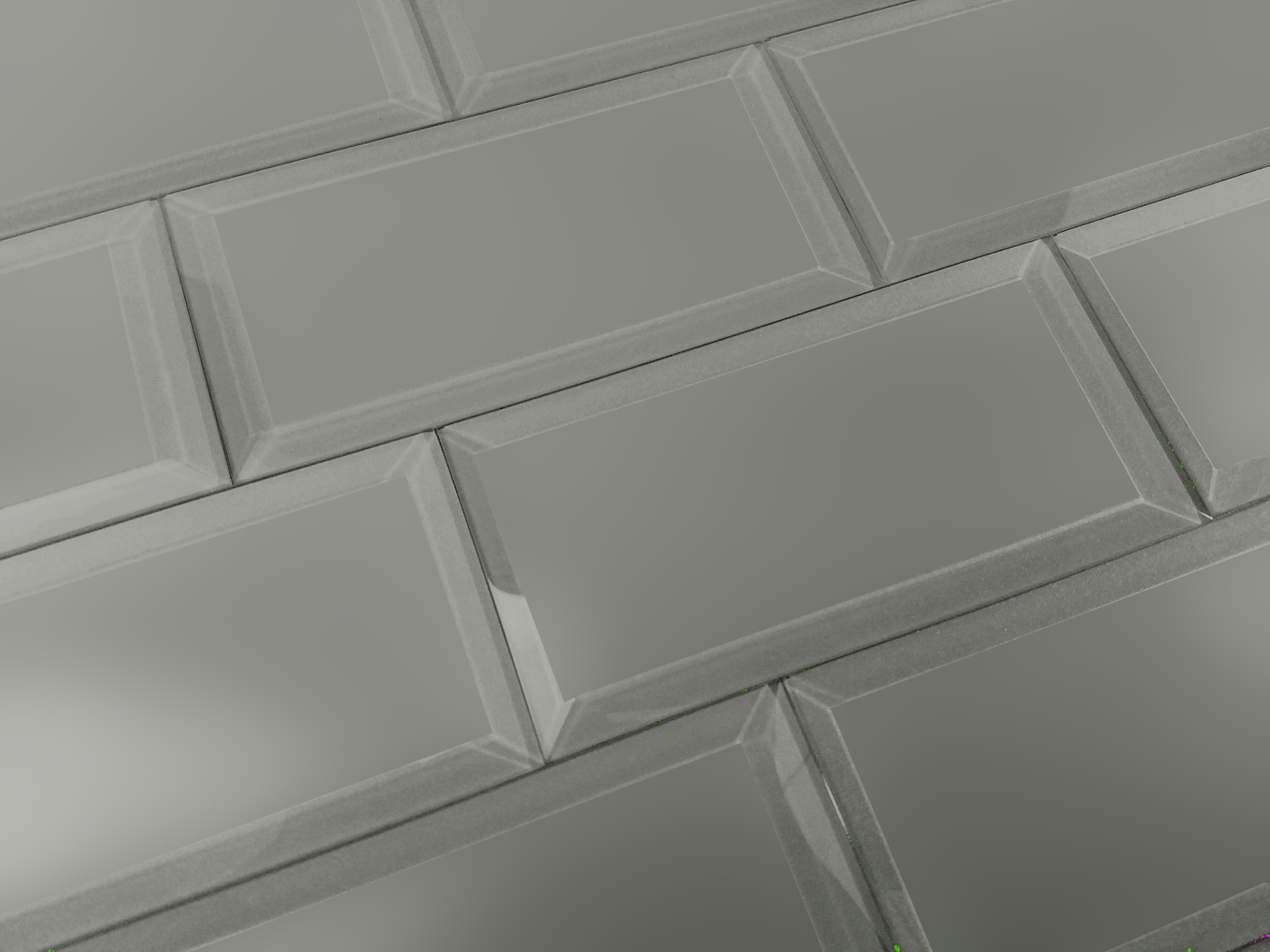 Matte grey subway tile columbialabelsfo abolos frosted elegance 3 x 6 glass subway tile in matte gray dailygadgetfo Gallery