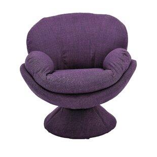 Gentil Farina Leisure Swivel Lounge Chair