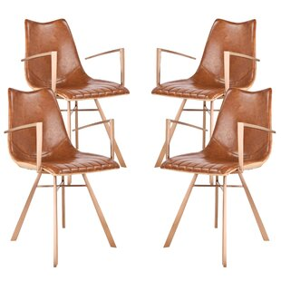 Brockington Upholstered Dining Chair (Set of 4)