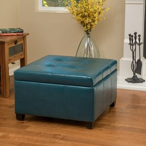 Square Ottomans Poufs Youll Love Wayfair