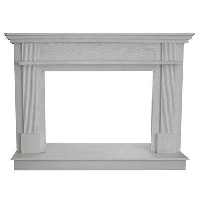 Fireplace Surround Ashley Hearth Finish: White