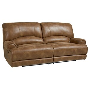 Leiters Manual Motion Reclining Sofa by Andover Mills