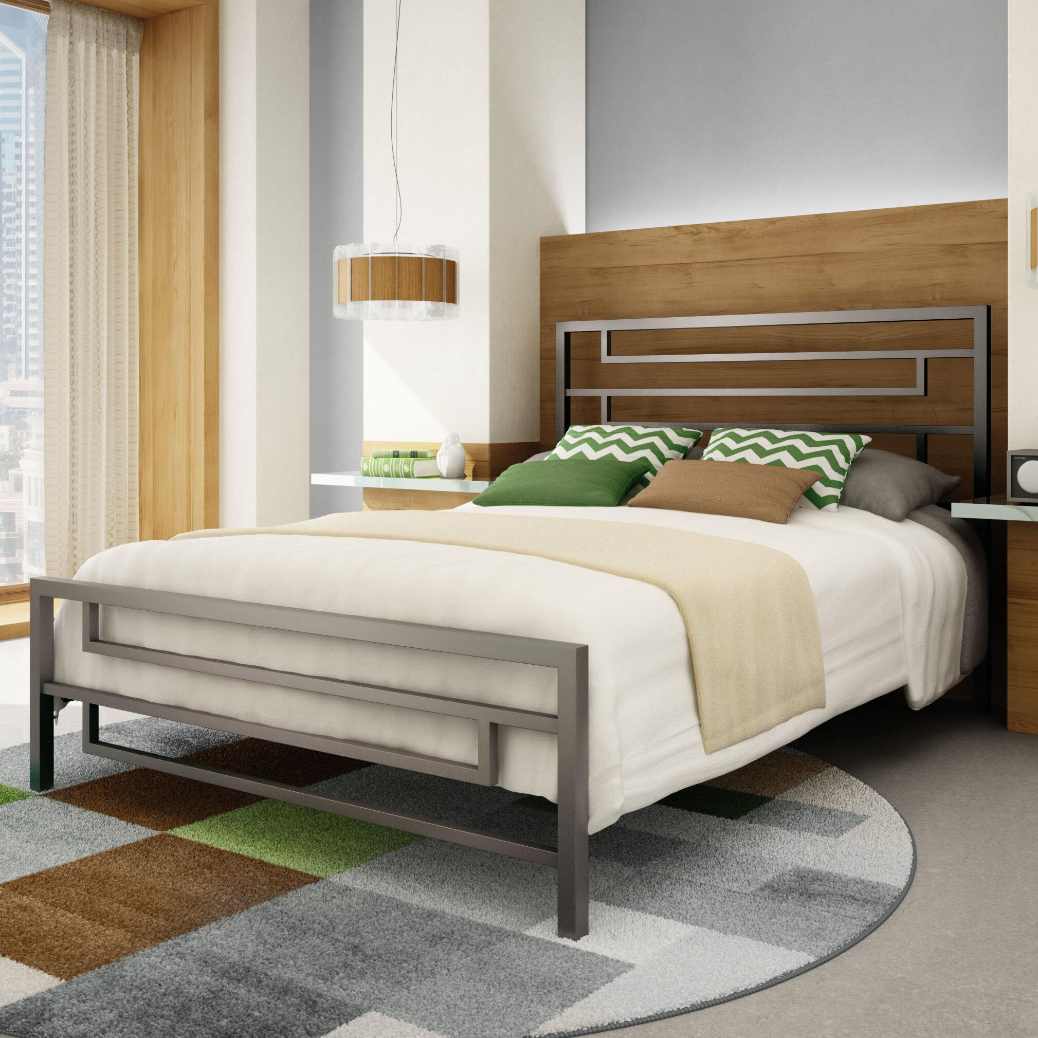 c8c46b275aee3 Brayden Studio Brophy Platform Bed   Reviews
