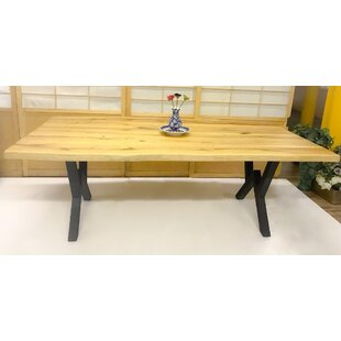 Holliston Solid Wood Dining Table