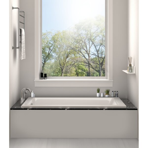 Fine Fixtures Drop In or Alcove Bathtub 36\