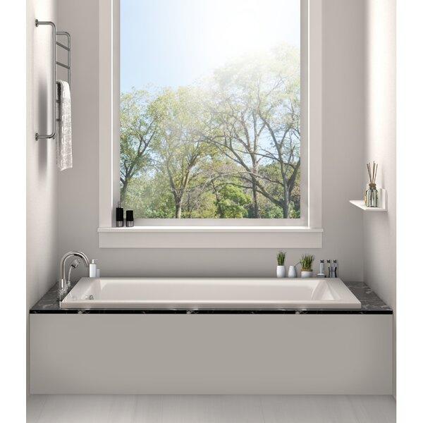 Soaking Tub Shower Combo Wayfair - Bathroom fixture stores