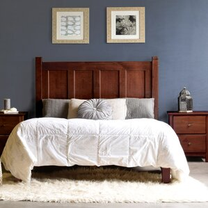 shaker platform bed - Spindle Bed
