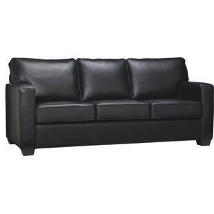 Charmant Ritter Leather Sleeper Sofa