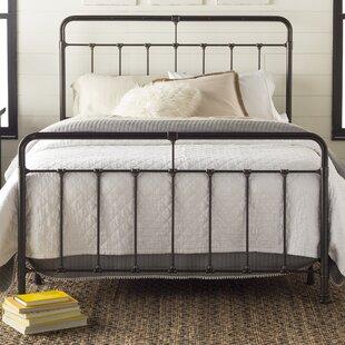 Fairfield Panel Bed