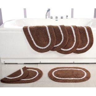 Landisburg Reversible Bath Rug Set Of 6