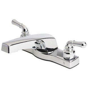 2 Handle Deck Mounted Roman Tub Faucet