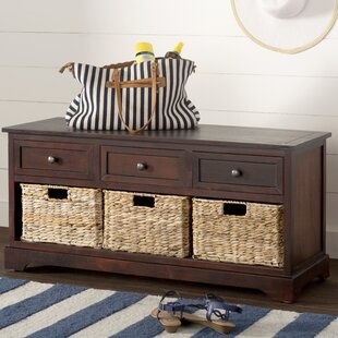 Dark Cherry Bench | Wayfair