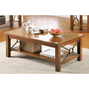 Abby Coffee Table by Loon Peak