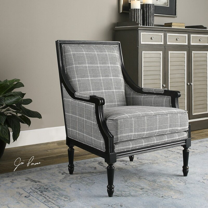 branchdale wood frame armchair - Wood Frame Armchair
