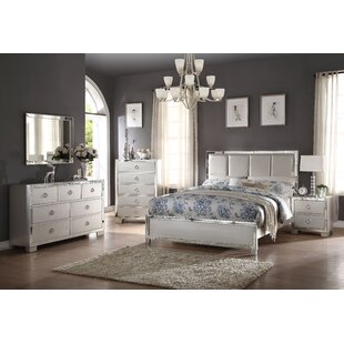 Isai Standard Configurable Bedroom Set