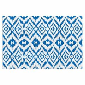 'Vk_Ikat' Tribal Decorative Doormat