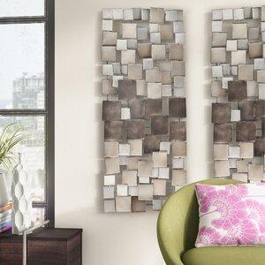 Contemporary Geometric Wall Du00e9cor