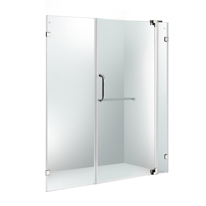 Vigo pirouette 60 x 72 pivot frameless shower door reviews pirouette 60 x 72 pivot frameless shower door planetlyrics Choice Image