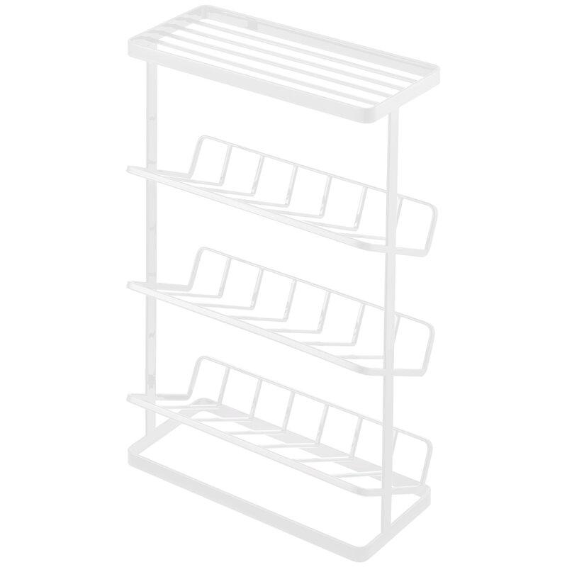 Rebrilliant Canel Free Standing Shower Caddy | Wayfair