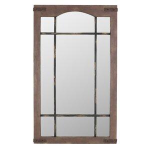 ethelinde window wall mirror - Window Frame Mirror