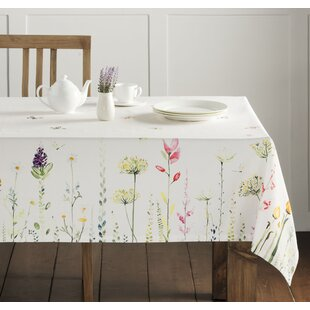 Etonnant Botanical Fresh Tablecloth
