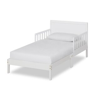Toddler Bed Frame Material Manufactured Wood Solid Box Spring Required No Included Opens In A New Tab Save