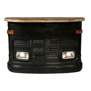 Crown Heights Vintage Truck Designed Bar