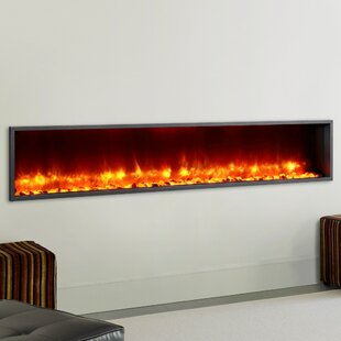 Great LED Wall Mounted Electric Fireplace