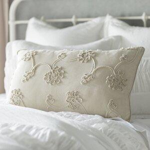 Delincourt 100% Cotton Lumbar Pillow