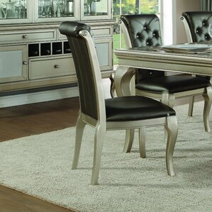 Marisol Upholstered Dining Chair (Set of ..