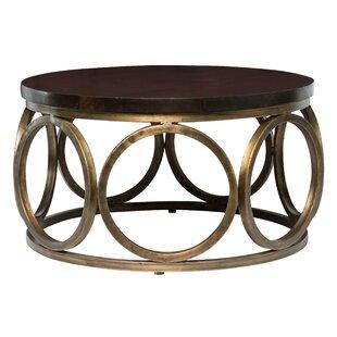 Christon Round Coffee Table