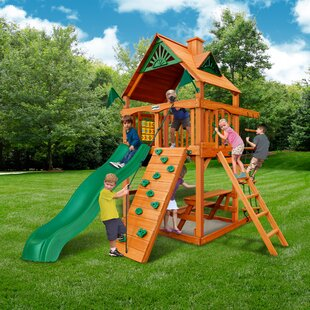 Cedar Summit Playset Wayfair