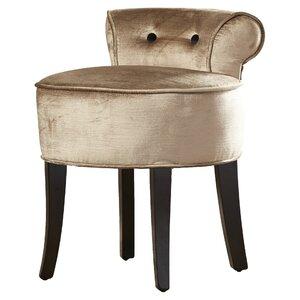vanity chair. Georgette Vanity Stool Accent  Stools Joss Main