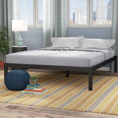 bed frames you 39 ll love wayfair. Black Bedroom Furniture Sets. Home Design Ideas