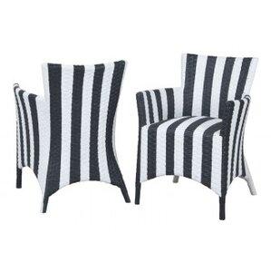 Eliana Rattan Peel Chair (Set Of 2)