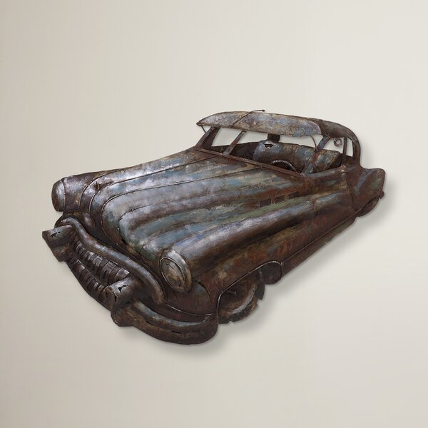 Vintage Car Decor Wayfair