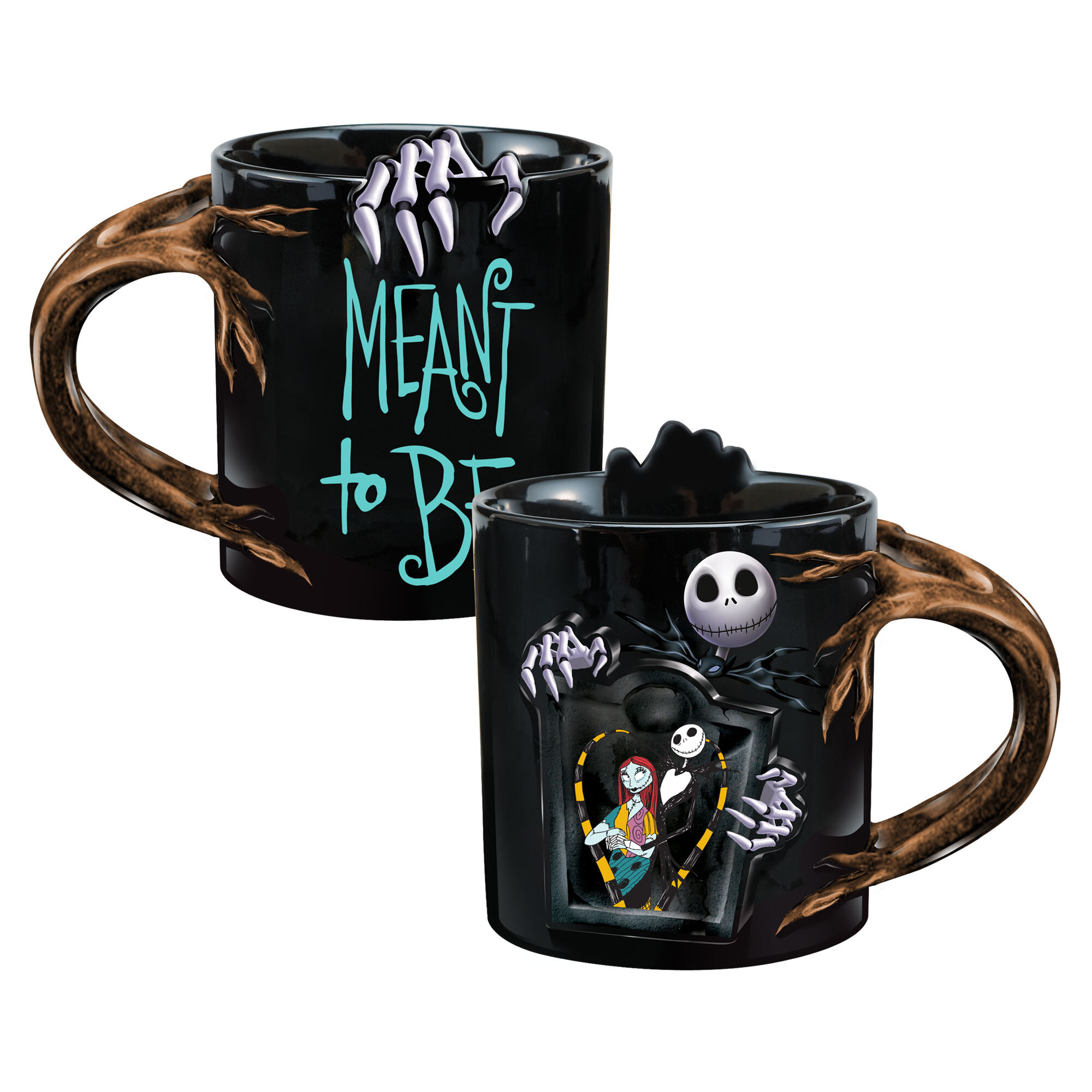 Vandor Nightmare Before Christmas Heat Reactive Coffee Mug | Wayfair