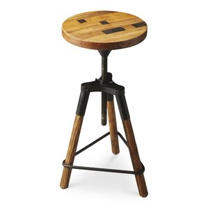 Sondra Swivel Bar Stool by Laurel Foundry Modern Farmhouse