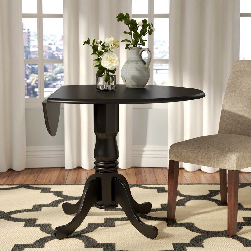 Charlton home gloucester extendable dining table reviews