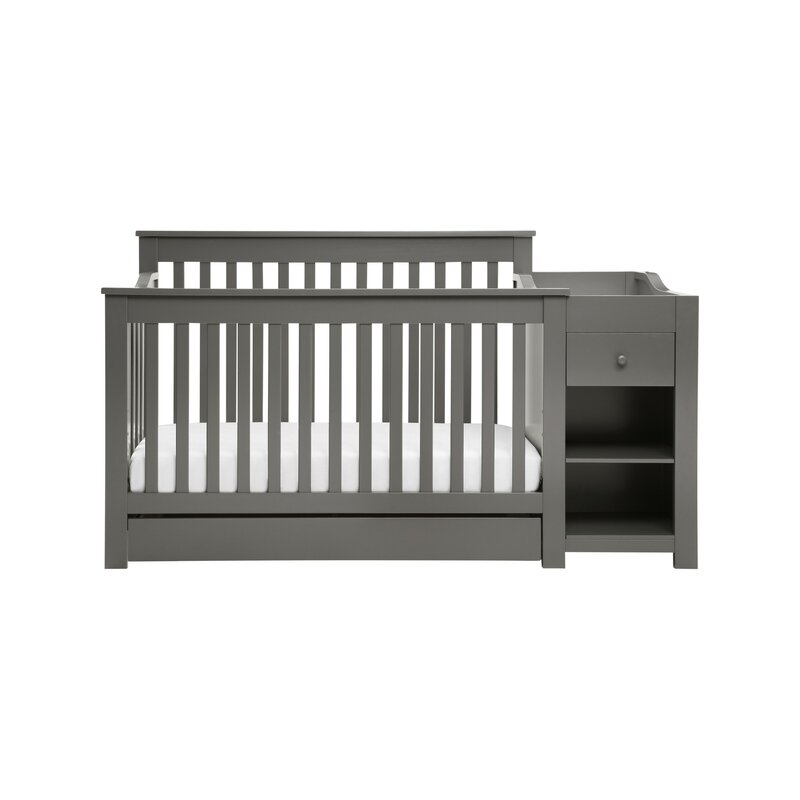 Piedmont 4 In 1 Crib And Changer Combo Reviews Joss Main