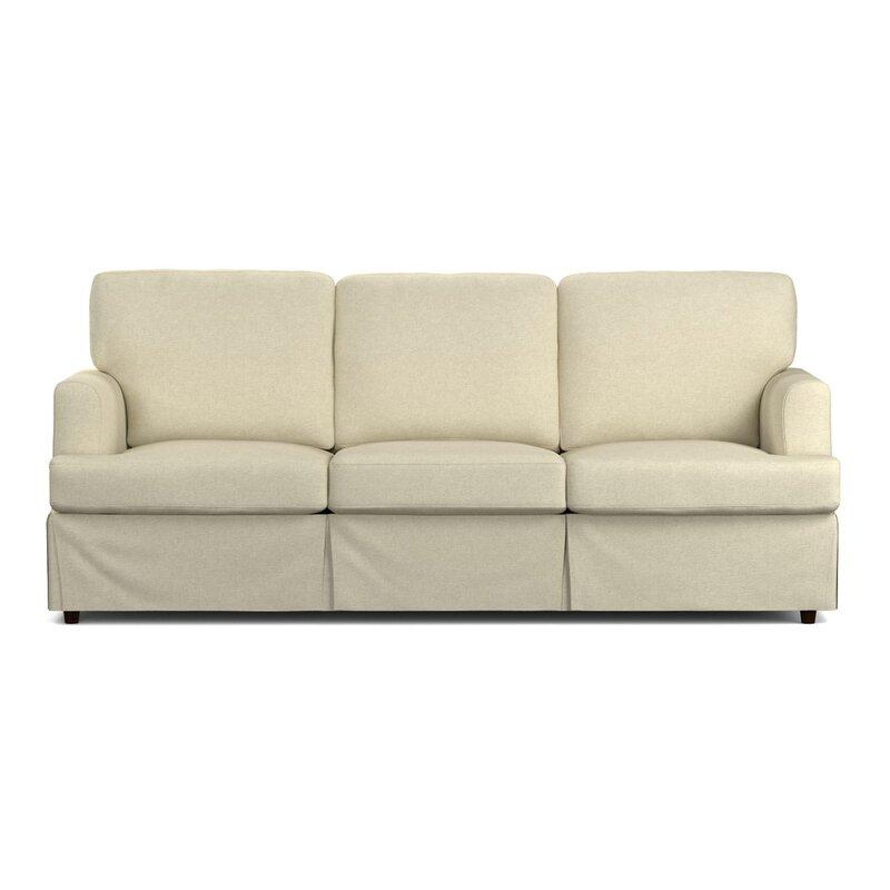 Sofa Covers T Cushion Decor Samantha 2 Seat T Cushion Sofa